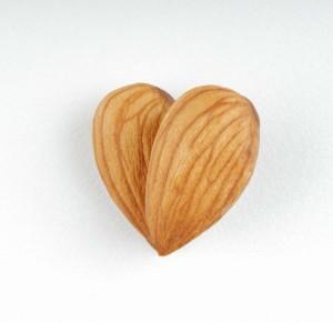 Almond-Heart
